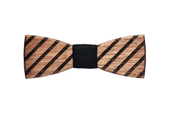 BeWooden - wooden bow ties Buteo handmade with love