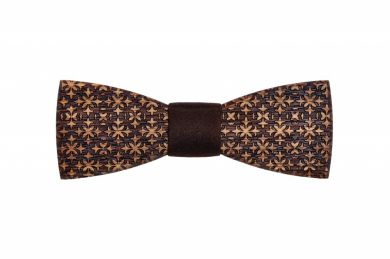 BeWooden - wooden bow tie Decorum handmade with love