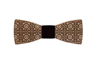 BeWooden - wooden bow tie Bellis handmade with Love