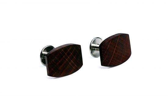 BeWooden - Wooden Cufflinks Punm