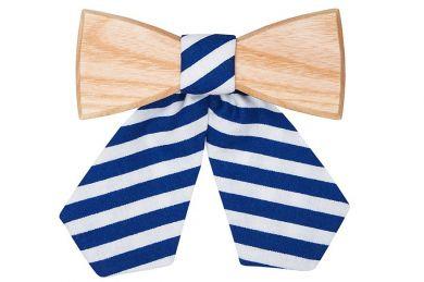 BeWooden - Wooden bow tie Grea
