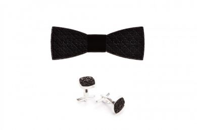 BeWooden - Wooden accessories sets, wooden bow ties with stylish wooden cufflinks