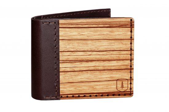 BeWooden - Wooden wallet Lineari