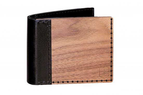 BeWooden - Wooden wallet Nox Virilia for men
