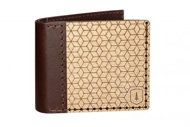 BeWooden - Wooden wallet Virie Virilia for men