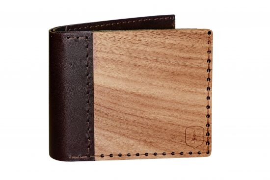 BeWooden - Wooden wallet Virilia for men