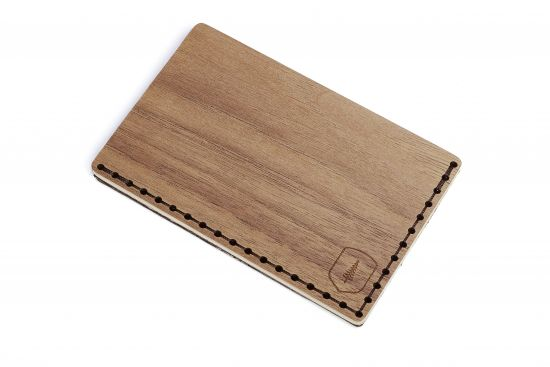 BeWooden - Wooden Card Holder Nox Note