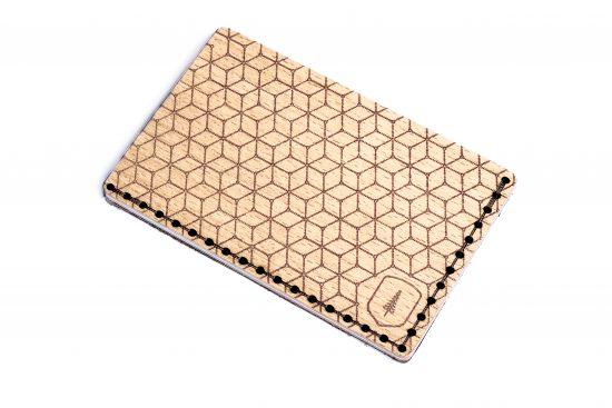 BeWooden - Wooden Card Holder Virie Note for men