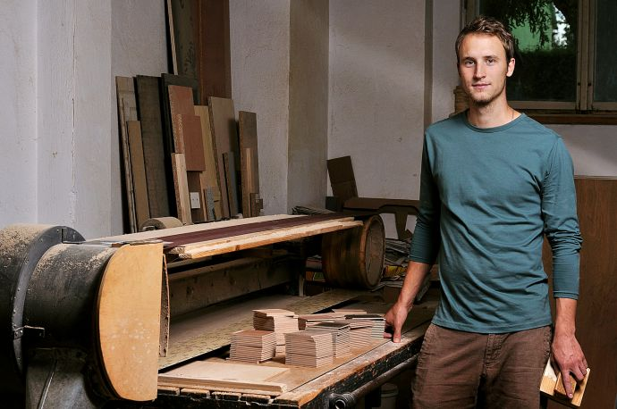 wood daniel handmade