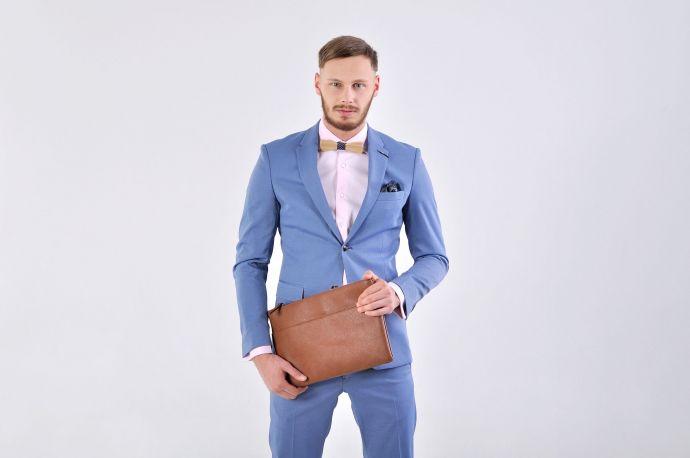 Businessman Style BeWooden