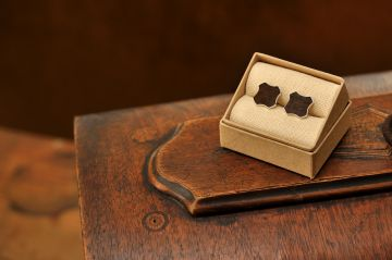 BeWooden - Wooden cufflinks