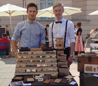 BeWooden - Fashion fairs