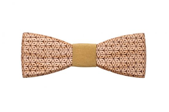 BeWooden - wooden bow tie Sole handmade with Love