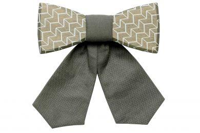 BeWooden - Wooden bow tie Via