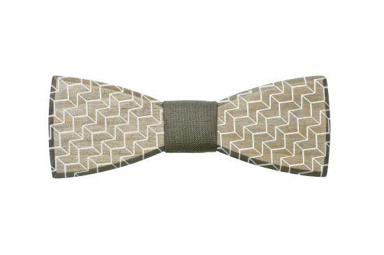 BeWooden - wooden bow tie Viame handmade with love