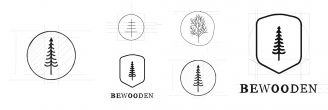 BeWooden - Story of the logo