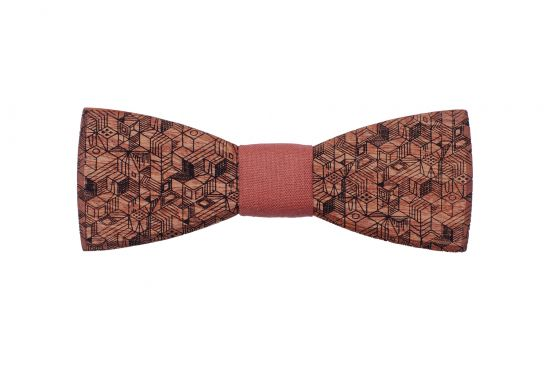BeWooden - Wooden bow tie Reame