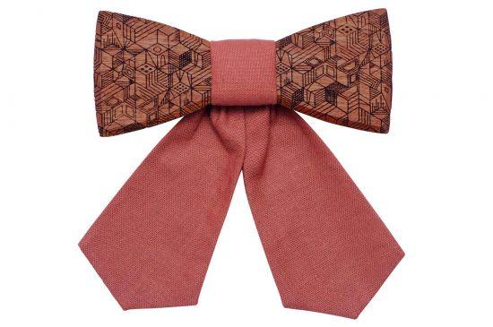 BeWooden - Wooden bow tie Rea for Ladies