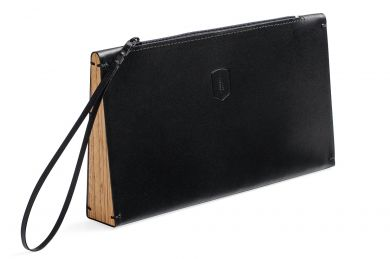 BeWooden - Api Clutch Bag
