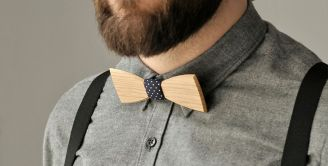 BeWooden - How to wear Suspenders?