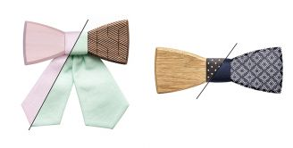 BeWooden - Would you like to have a bow tie like no one else? Try our configurator!