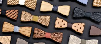 BeWooden - What the colour of your bow tie says about you?