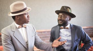 BeWooden - Behind the scenes of the LouxMac Legacy bow tie
