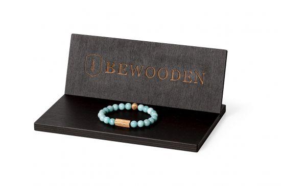 BeWooden - Logo Stand D