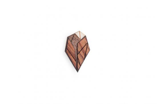 BeWooden - Lapel ornament Arb Lapel for men
