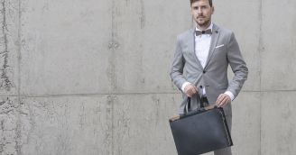 The Business Handbag: For people with a real taste
