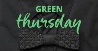 BeWooden - GREEN THURSDAY AT BEWOODEN