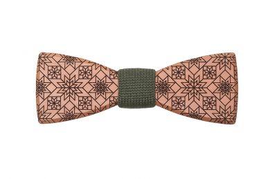 BeWooden - 0 Snowflakes Bow Tie