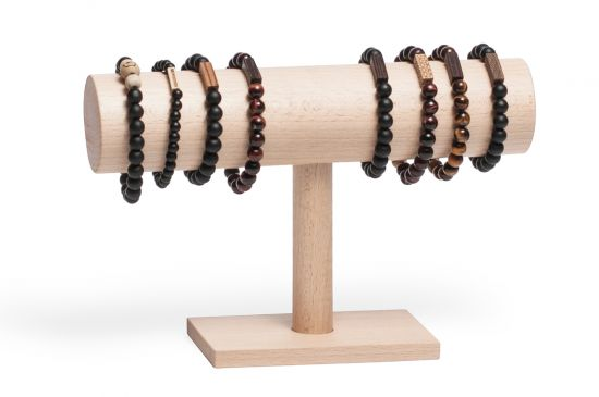 BeWooden - 0 Bracelet Stand small nature