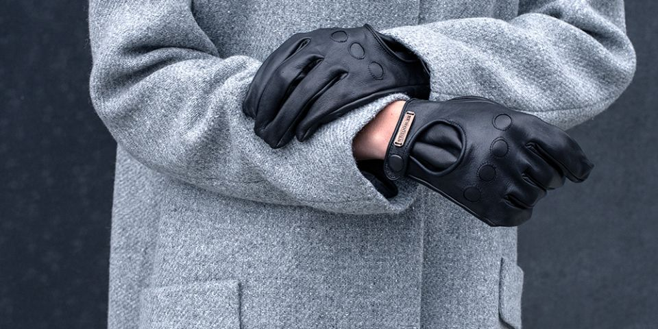 BeWooden - Black Nox Gloves