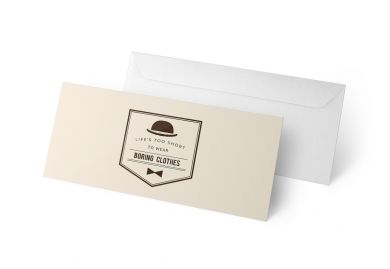 BeWooden - Gift voucher for him