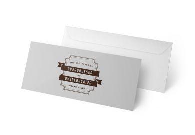 BeWooden - Gift voucher for him