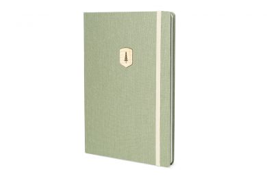 BeWooden - Mint Erb Notebook