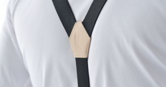 BeWooden - Suspenders - a playful and elegant accessory with high functionality