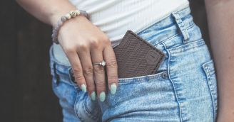 Functionality: Cardholder for ladies
