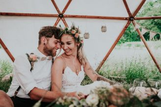 An extraordinary wedding – The Boho Style