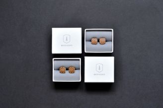 BeWooden - Personalized cufflinks - noble accessories