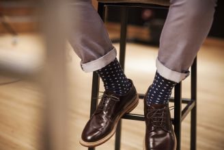 BeWooden - Fair Trade socks - with a good conscience