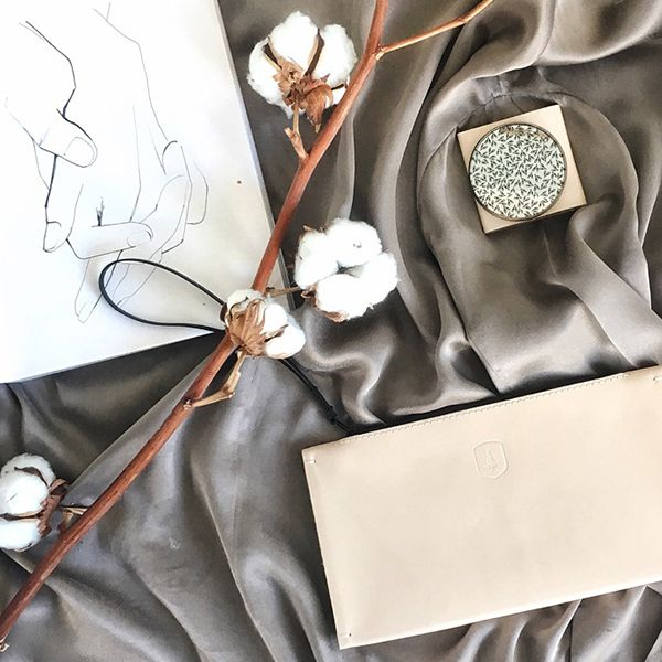 A notebook with drawings and products of BeWooden