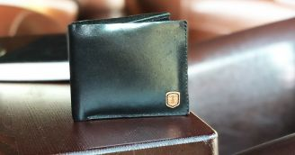 Ctirad tells the story of the leather wallet