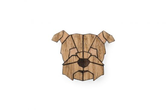 BeWooden - 0 Herman brooch cover