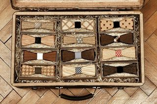BeWooden - First wooden bow tie