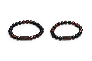 Cassio & Tauris Couple Bracelets
