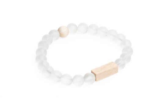 BeWooden - 0 Ice block bracelet
