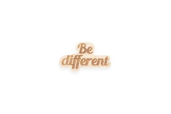 BeWooden - Be Different