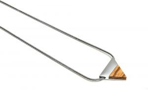 Lini Necklace Triangle